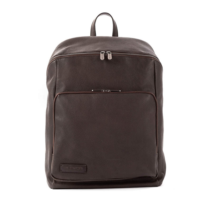 Plevier Techno Voltage Backpack Brown-0