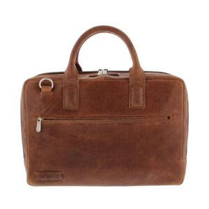 Plevier Urban Sandyford Laptopbag 15-inch Cognac-0