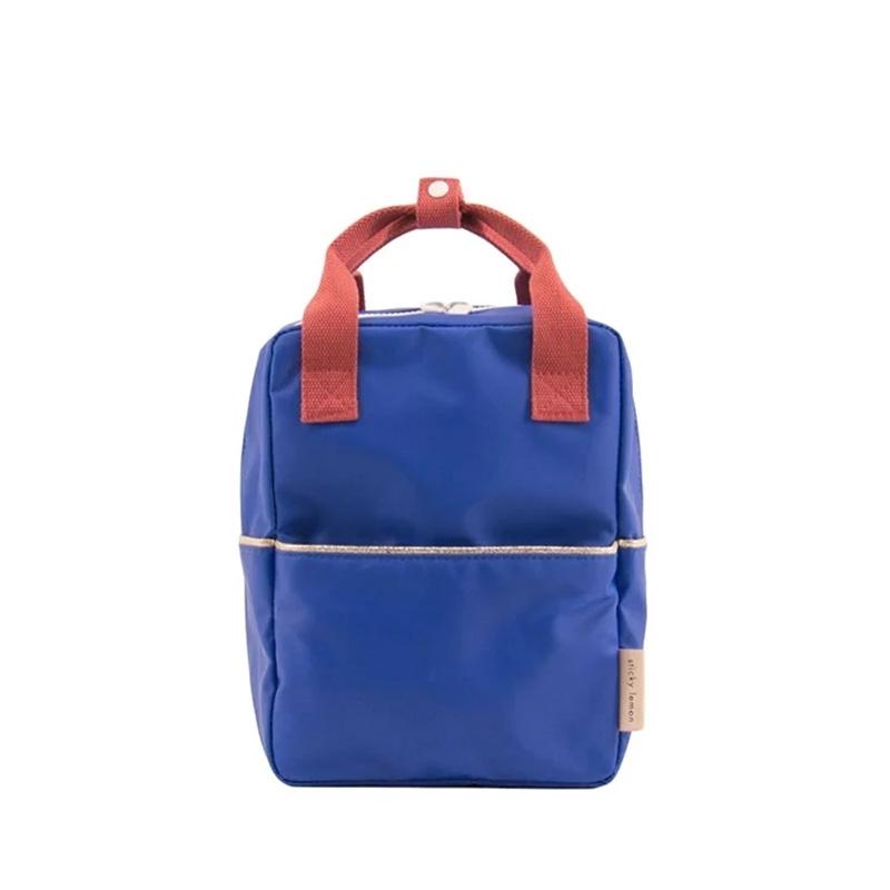 Sticky Lemon Backpack Small Ink Blue-0