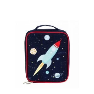 A Little Lovely Company Cool Bag: Space-0