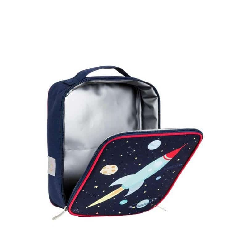 A Little Lovely Company Cool Bag: Space-182999