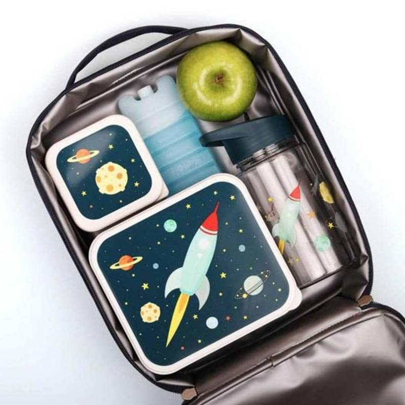 A Little Lovely Company Cool Bag: Space-182998