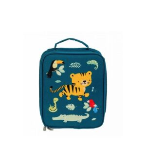 A Little Lovely Company Cool Bag: Jungle Tiger-0