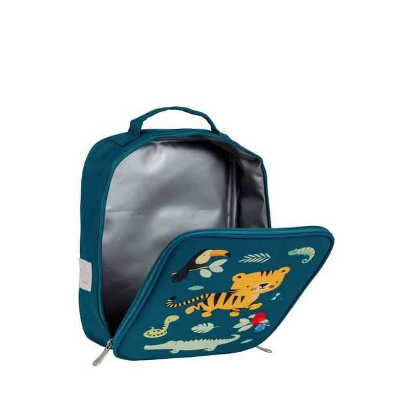 A Little Lovely Company Cool Bag: Jungle Tiger-182992