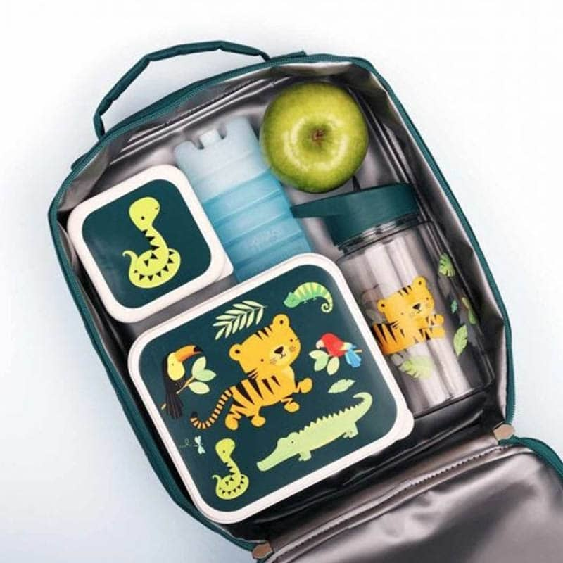 A Little Lovely Company Cool Bag: Jungle Tiger-182993