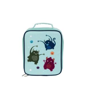 A Little Lovely Company Cool Bag: Monsters-0