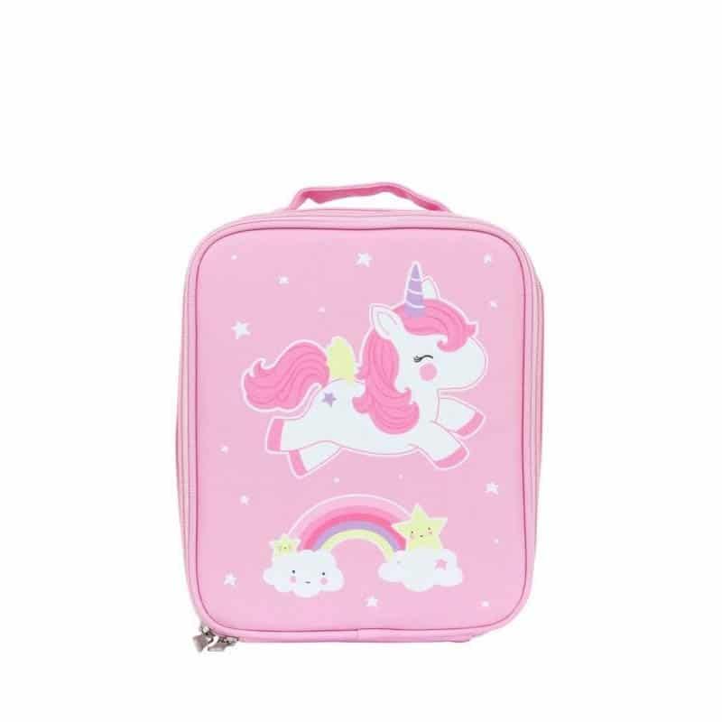 A Little Lovely Company Cool Bag: Unicorn-0