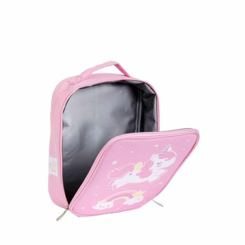A Little Lovely Company Cool Bag: Unicorn-182989