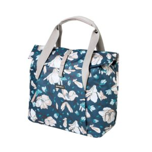 Basil Magnolia Bike/Shopper Teal Blue