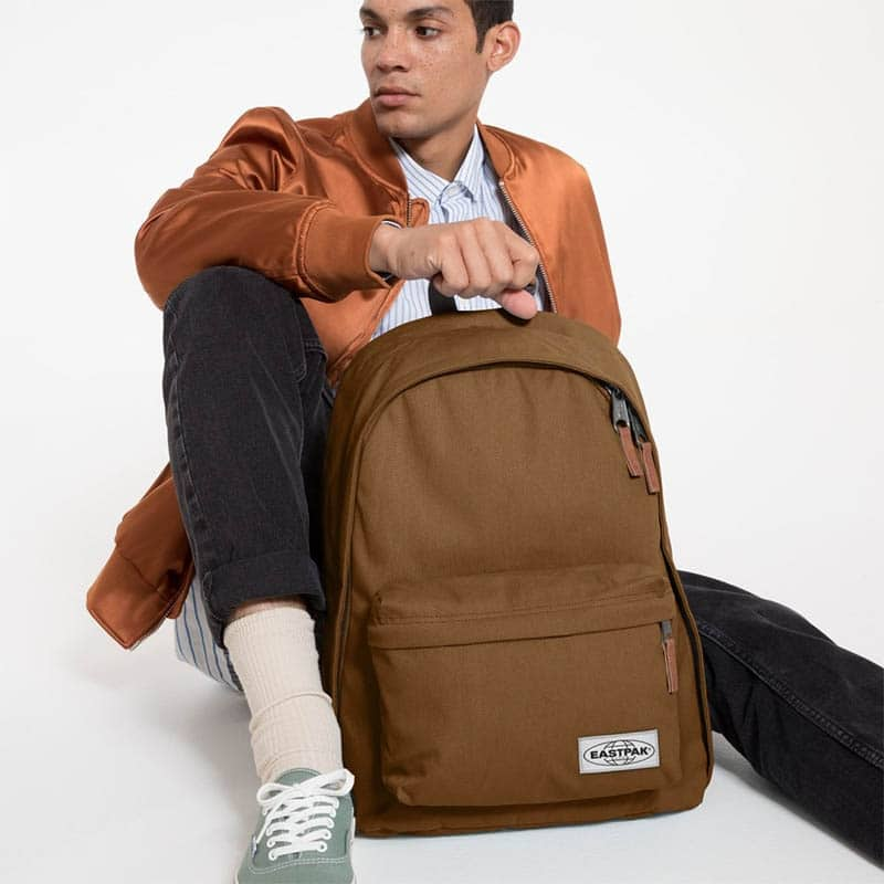 Eastpak Out Of Office Graded Brown-182857