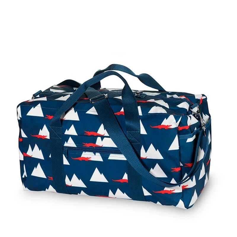 ENGEL Weekendbag Croco-0