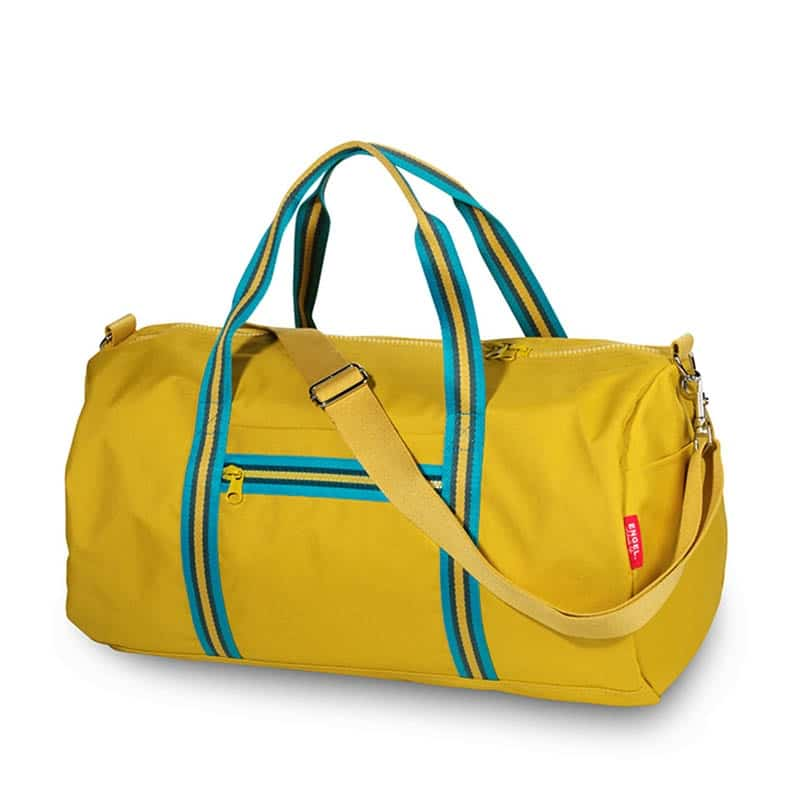 ENGEL Weekendbag Zipper 2.0 Mustard-0