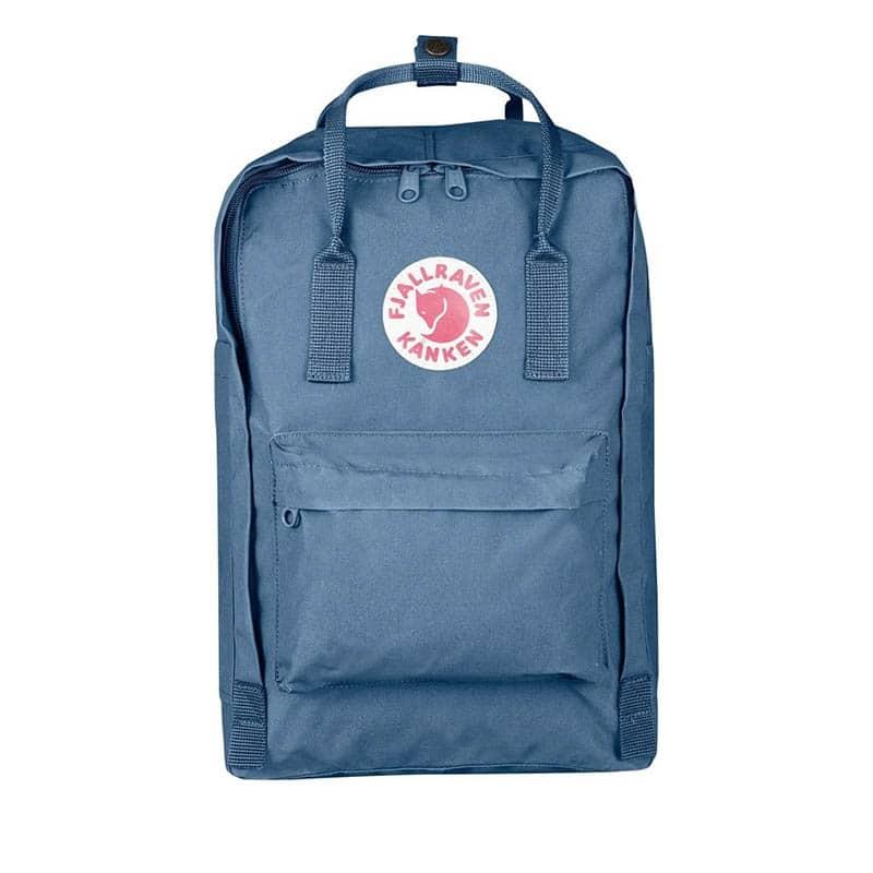 Fjällräven Kånken 15-inch Backpack Blue Ridge-0