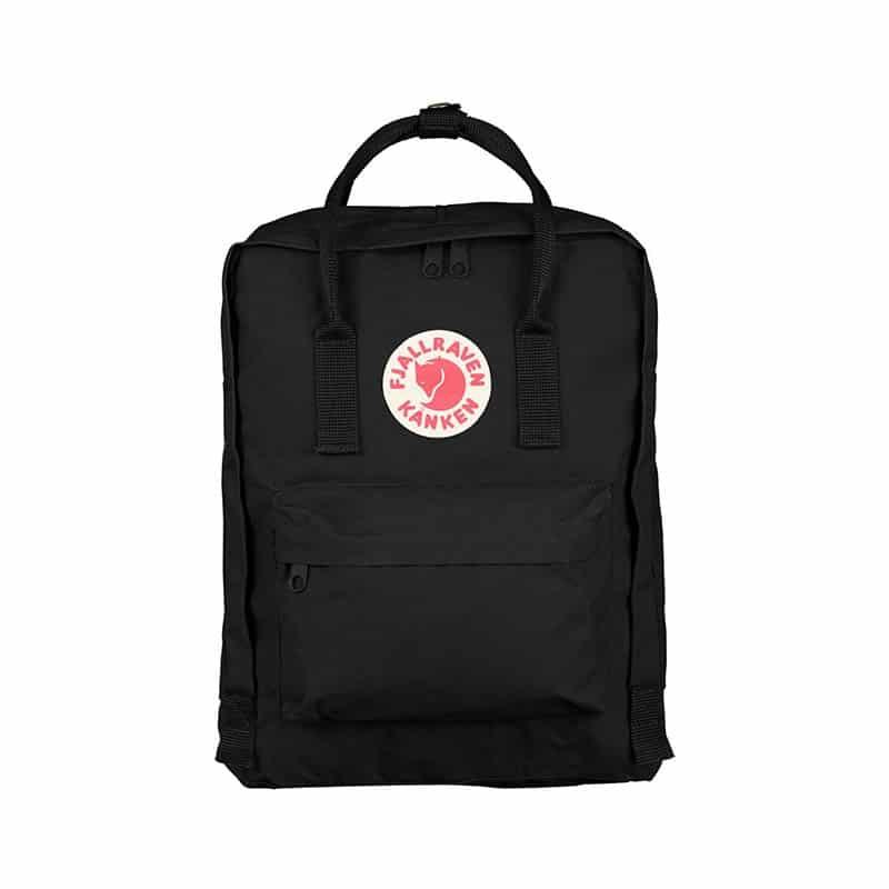Fjällräven Kånken Backpack Black-0