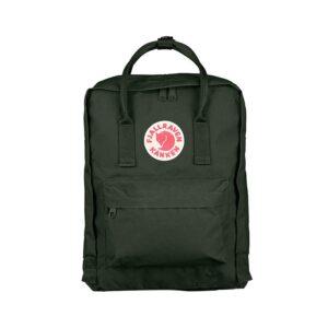 Fjällräven Kånken Backpack Deep Forrest-0