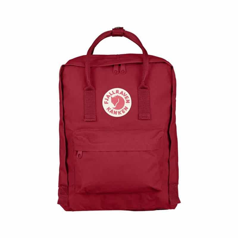 Fjällräven Kånken Backpack Deep Red-0