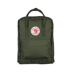 Fjällräven Kånken Backpack Forest Green-0