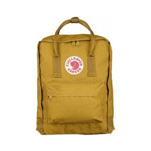 Fjällräven Kånken Backpack Ochre-0