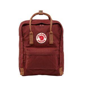 Fjällräven Kånken Backpack Ox Red / Goose Eye-0