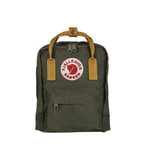 Fjällräven Kånken Mini Backpack Deep Forest - Acorn-0
