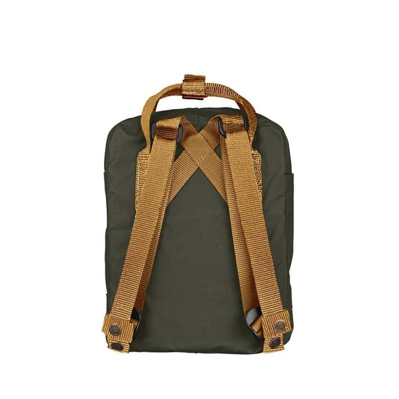 Fjällräven Kånken Mini Backpack Deep Forest - Acorn-182578