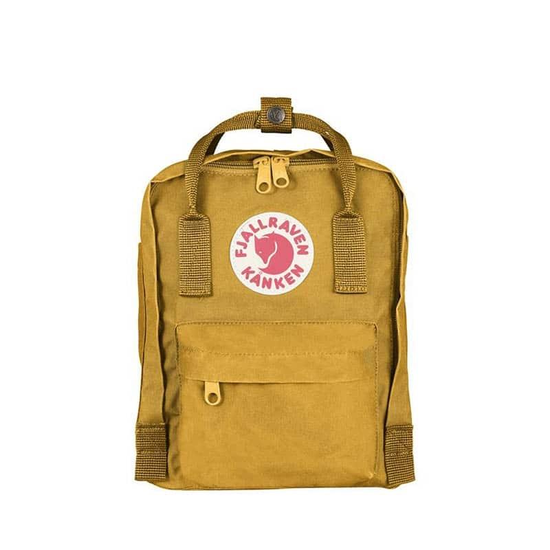 Fjällräven Kånken Mini Backpack Ochre-0