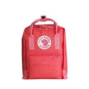 Fjällräven Kånken Mini Backpack Peach Pink