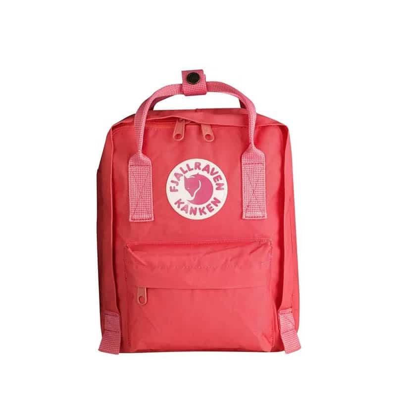Fjällräven Kånken Mini Backpack Peach Pink-0
