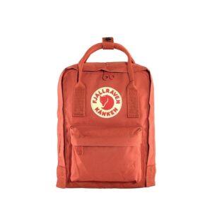 Fjällräven Kånken Mini Backpack Rowan Red-0