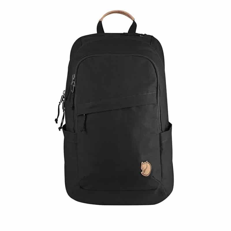 Fjällräven Råven 20L Backpack Black-0