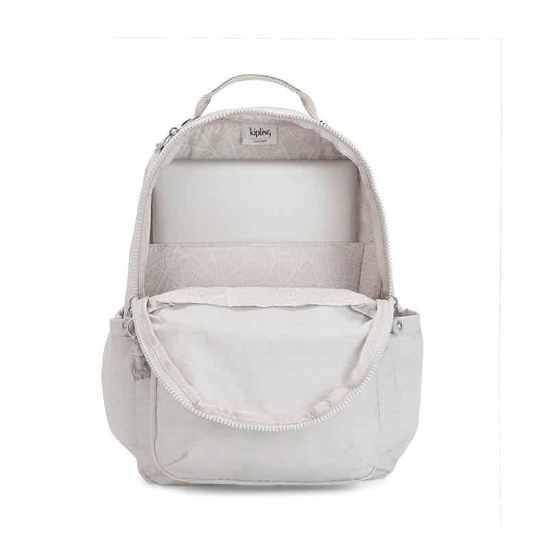 Kipling Seoul Medium Curiosity Grey-183361
