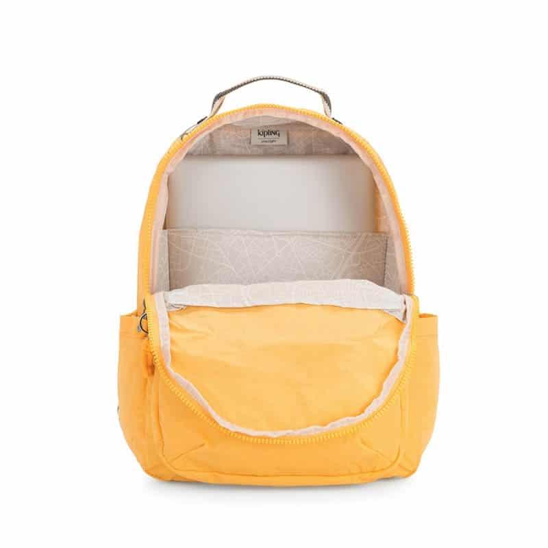 Kipling Seoul Medium Vivid Yellow-183369