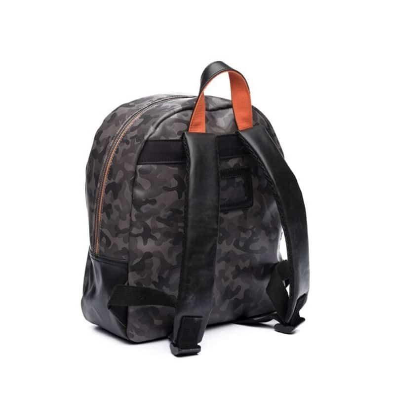Zebra Trends Backpack Boys Army Grey-183178