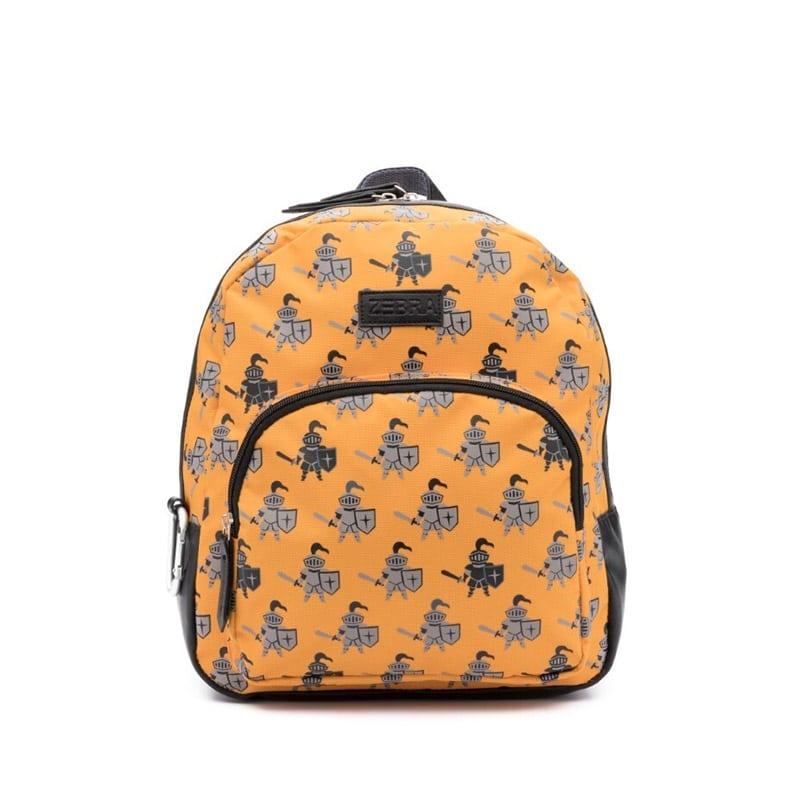 Zebra Trends Backpack Boys Knight-0
