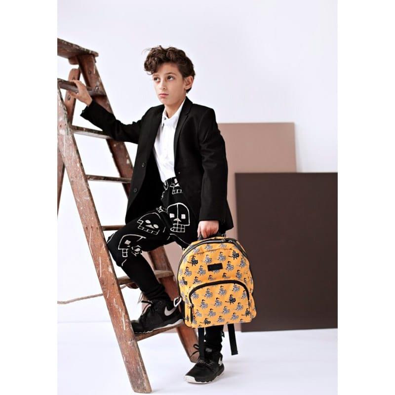 Zebra Trends Backpack Boys Knight-183196