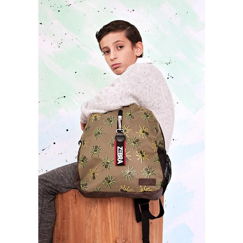 Zebra Trends Backpack Boys Spider-183200