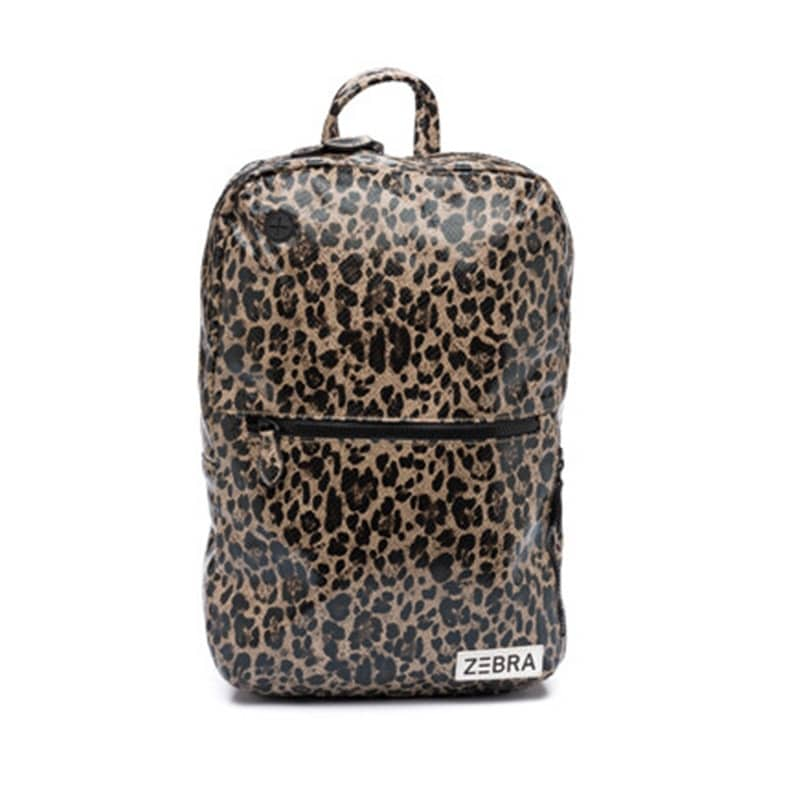 Zebra Trends Backpack L Grey Leo-0