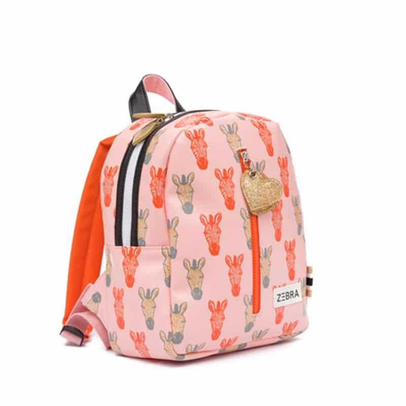 Zebra Trends Backpack S Zebra Peach Gold-183190
