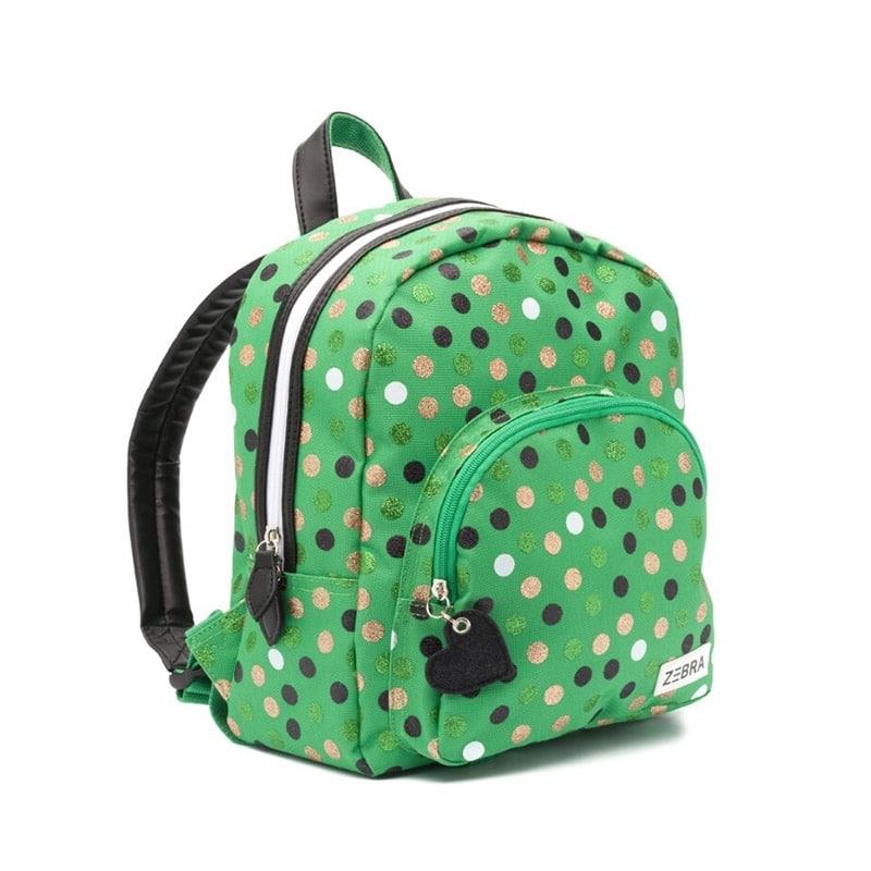 Zebra Trends Girls Backpack M Wild Dots-183204