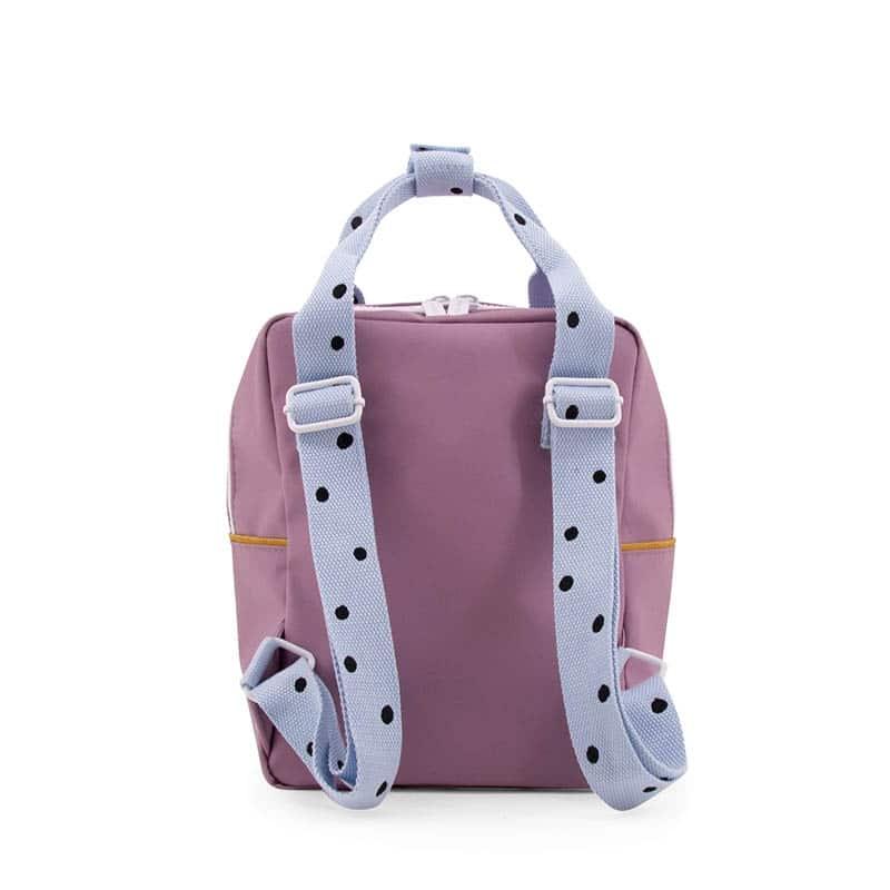 Sticky Lemon Backpack Freckles   Purple/Blue/Caramel-183630