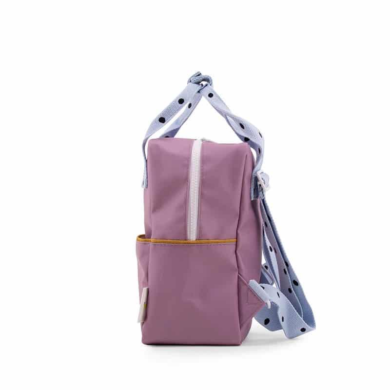 Sticky Lemon Backpack Freckles   Purple/Blue/Caramel-183631