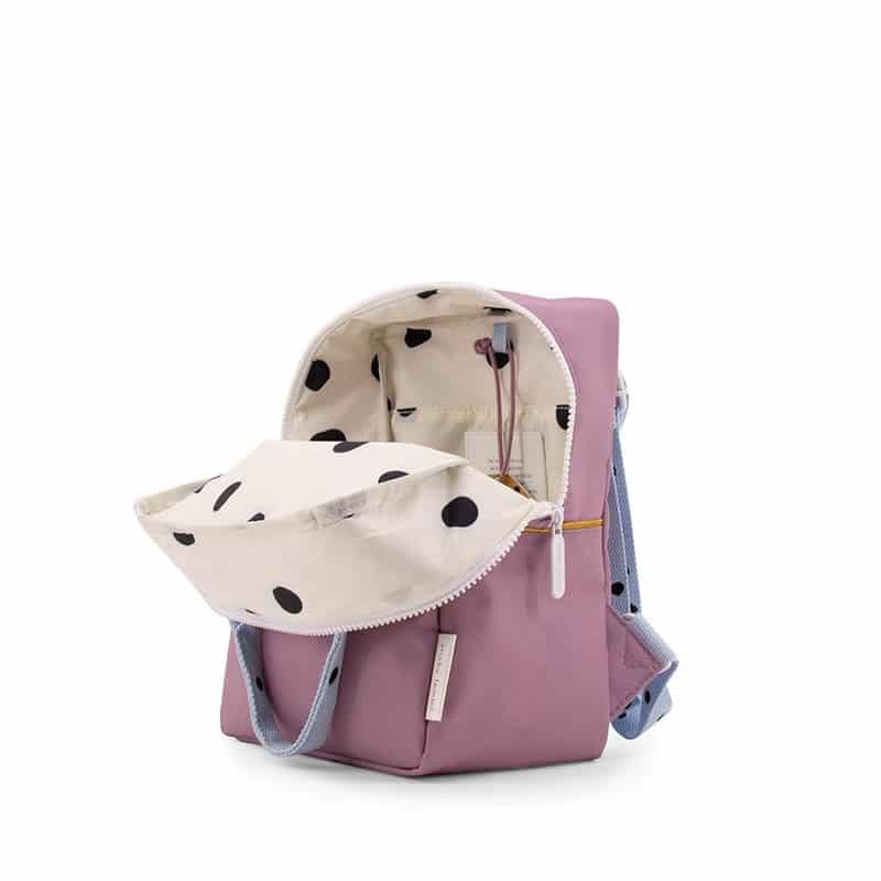 Sticky Lemon Backpack Freckles   Purple/Blue/Caramel-183632