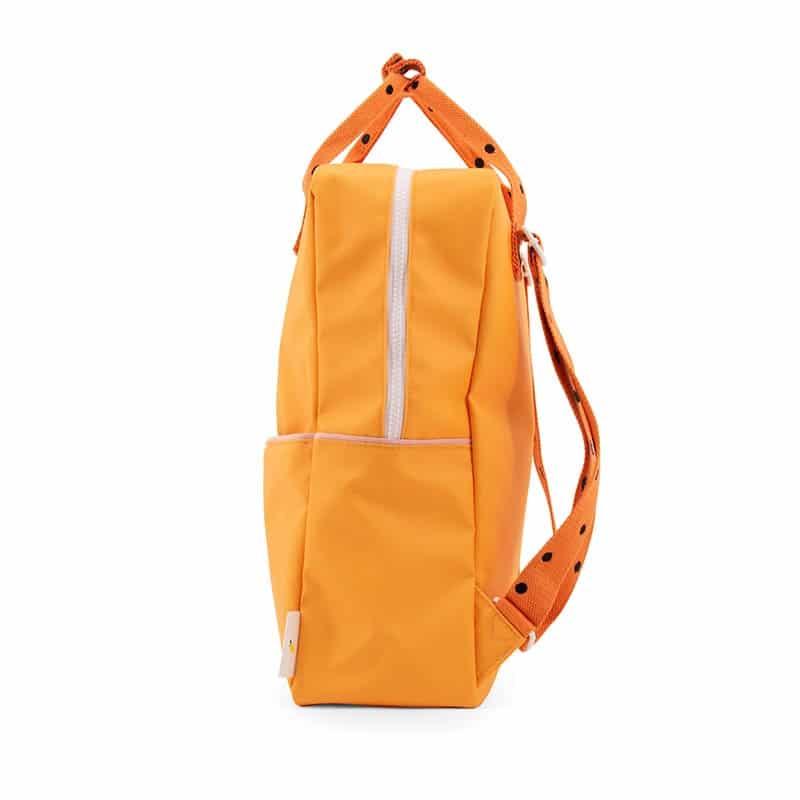 Sticky Lemon Backpack Large Freckles   Yellow/Orange/Pink-183674