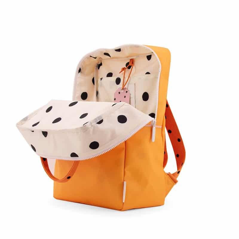 Sticky Lemon Backpack Large Freckles   Yellow/Orange/Pink-183675