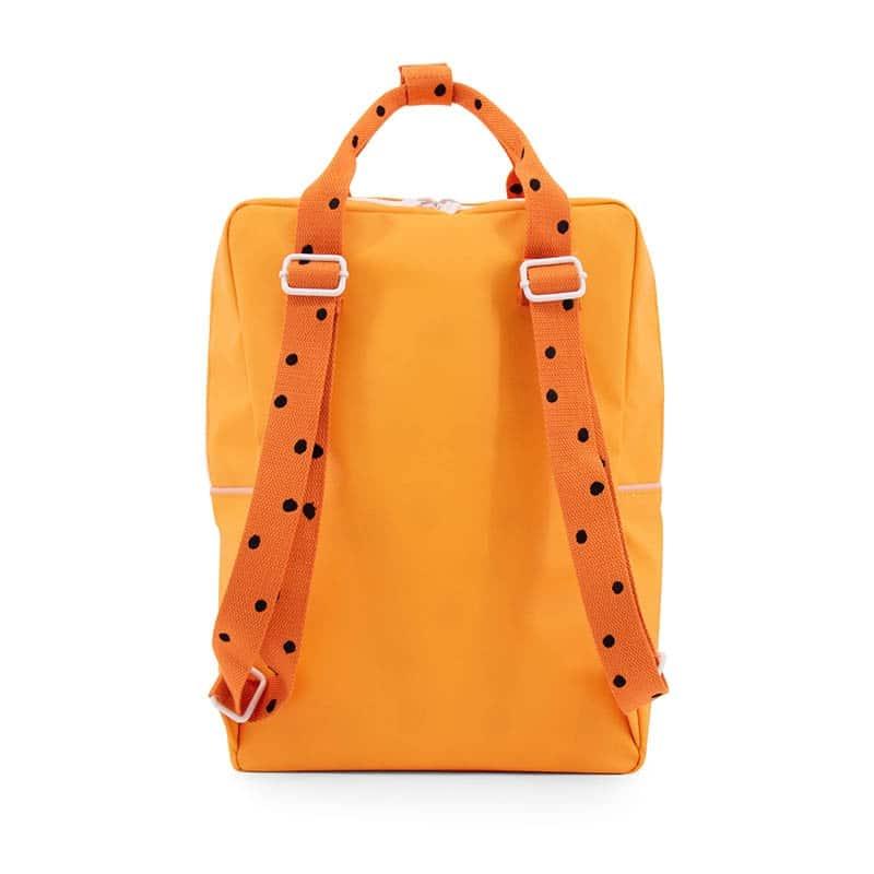 Sticky Lemon Backpack Large Freckles   Yellow/Orange/Pink-183676