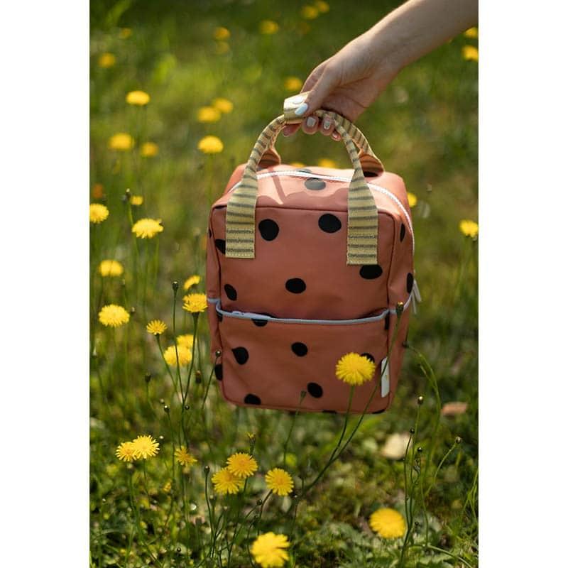 Sticky Lemon Backpack Freckles Special Edition | Faded Orange-183623