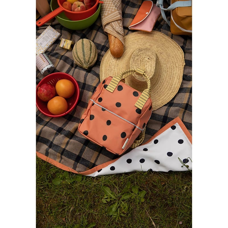 Sticky Lemon Backpack Freckles Special Edition | Faded Orange-183624