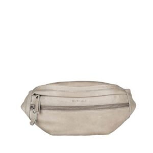 Burkely Just Jackie Bumbag Light Grey-0
