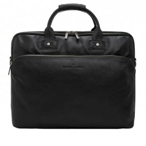 Castelijn & Beerens Firenze Laptopbag 17-inch Black-0