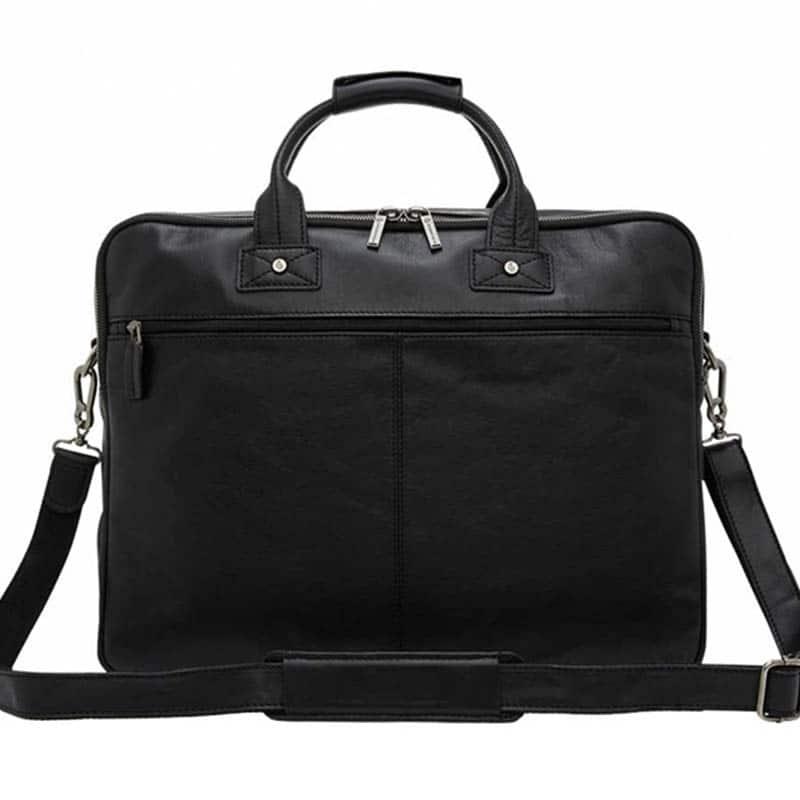 Castelijn & Beerens Firenze Laptopbag 17-inch Black-183582